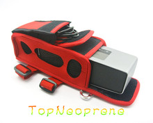 TopNeoprene China OEM factory Customize bluetooth speaker neoprene case