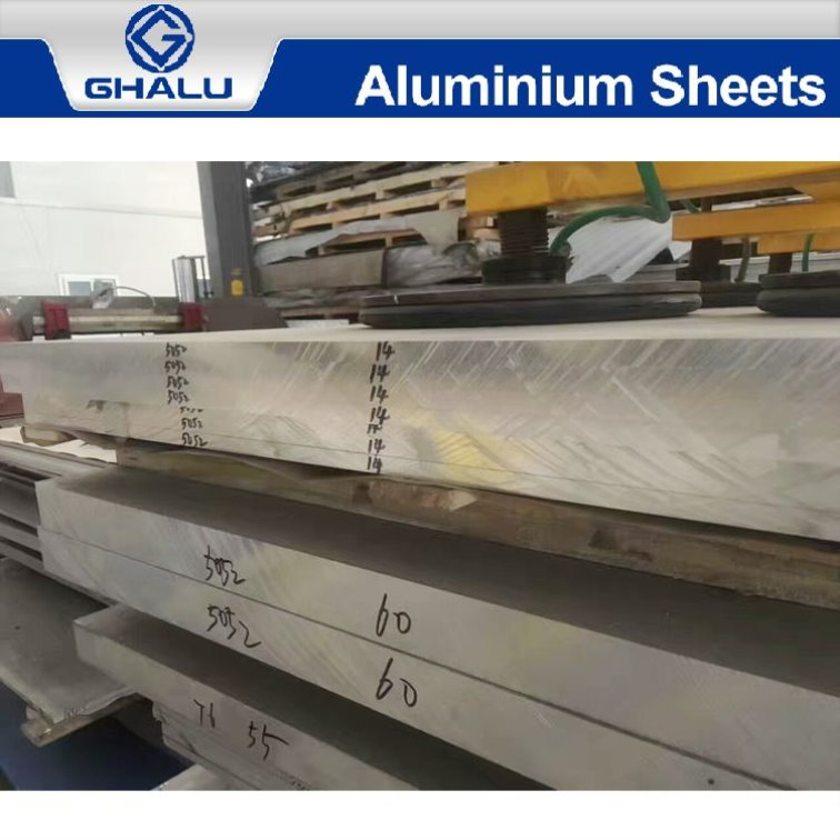 New style first grade high strength aluminum sheet for boat