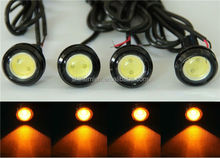 eagle eye led tail lamp/ 3W LEDS Eagle Eye amber Light Daytime Running DRL Tail Backup A