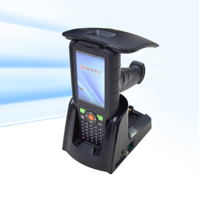 CLOU Android 5.1 PDA with Impinj R2000 UHF reader and barcode reader