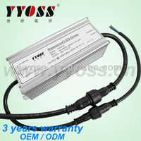 12v 24v dc power supplies with IP67 CE ROHS approved 60w