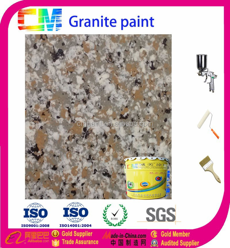 water proofing decorative textured wall coatings granite stone paint
