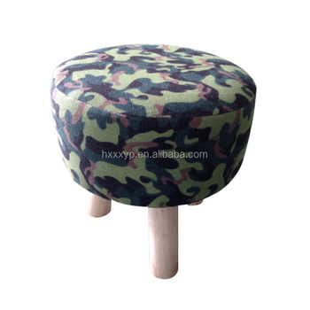 2017 Popular Folable Simple Fashion Stool Foldable Ottoman