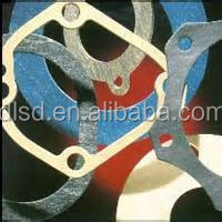 oil resistant gasket material with excellent chemical & mechanical properties Non asbestos composite rubber sheet