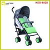 Hot sell delicate multicolor baby stroller big wheel , baby doll stroller with car seat , mother baby stroller bike