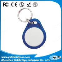 EM4100 TK4100 125KHz Blue Plastic Door Control RFID Proximity ID Cards Key Fobs
