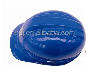 ZNSI z89 ABS hard hat with 6-point webbing hardness safety helmet with strip ratchet manufacturer in China