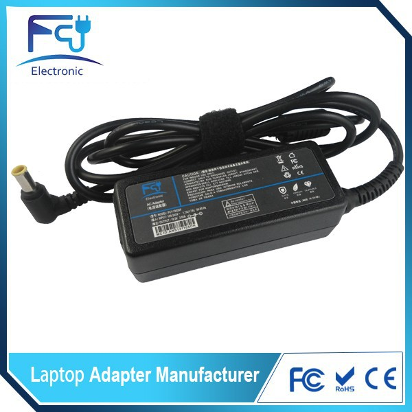 For Sony VGP-AC19V39 AC Adapter, Brand New 19.5V 2A 40W Adapter For Sony