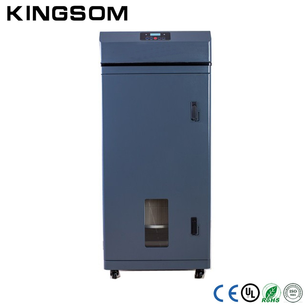 Digital Display Strong Suction Dust Collector Cyclone