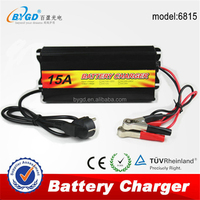 110v 12v ac to dc 15A charger battery