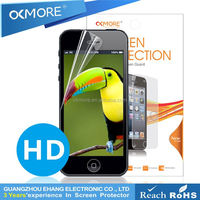 Mobile phone 98% transparency 3H unbreakable screen protector