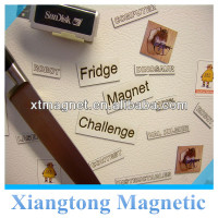 Promotional Fancy Mini English Words Refrigerator Magnets for Kids /Magnets for Fridge