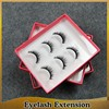 Best quality 100% siberian mink fur eyelash wholesale l curl eyelash extension eyelash extension supply