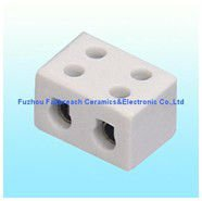 Ceramic or Porcelain terminal block ,wire connector, 15A 2WIRES