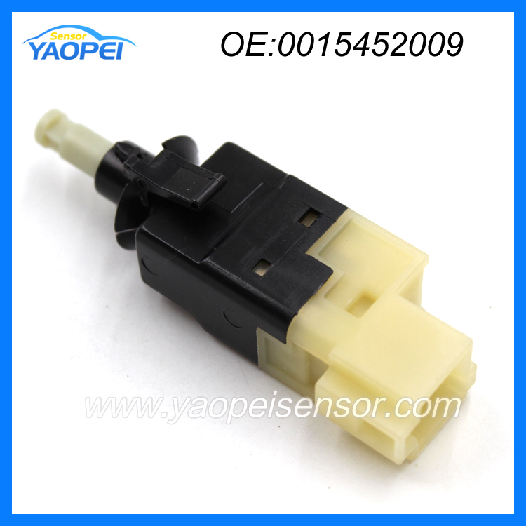 0015452009 Brand New Brake Stop Light Switch Replaces For 1998-2000 Mercedes ML320 <strong>W163</strong>
