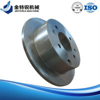 Oem Precision Cnc Machined Brake Rotor