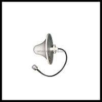 Indoor Omni Directional 800-2500MHz Ceiling Mount Wireless Antenna