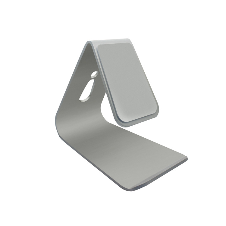 Desk Aluminum Alloy Stand Phone Metal Holder Forsmart phones and tablets Mini Mobile Phone Holder