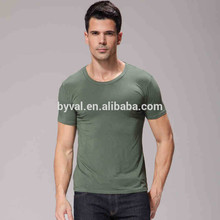 T shirts In Bulk Printing Mens Blank 100%Cotton T shirts Wholesale In China