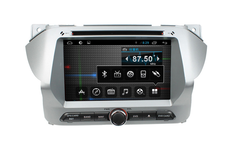 car dvd gps navigation system for Suzuki Alto with android 4.2 system