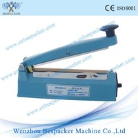 PFS-300 Iron Body Manual Impulse Nylon Bag sealing Machine