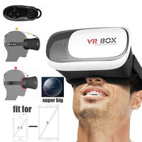 OEM Factory Wholesales Google Virtual Reality 3D Glasses Vr Box