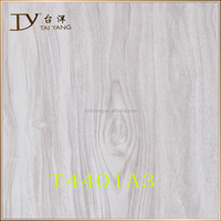 3D embossed wood grain vinyl wallpaper for home decoration T4401A3