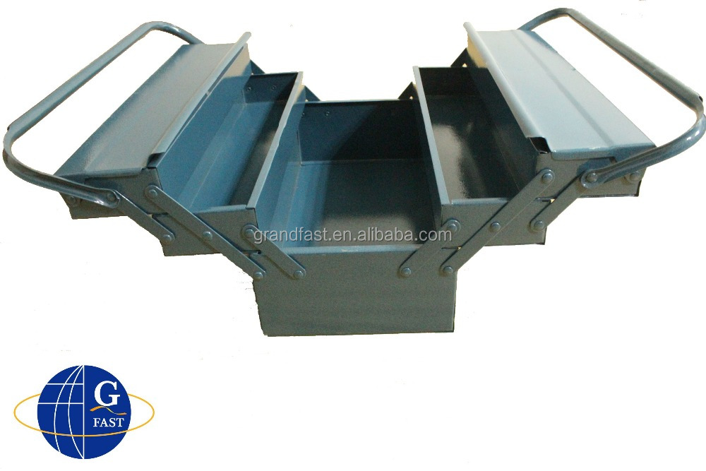 Heavy Duty Metal Tool Box 14 In X 6 Inkennedy Hip Roof