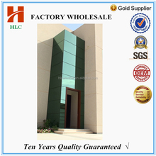Office decorative glass and aluminium curtain wall with manufacturer direct selling price