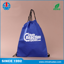 Fugang Promotional Personalized Large Size Drawstring Gift Bags For Kids