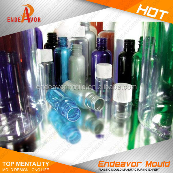 China OEM PET Mineral Bottle Blow Mould