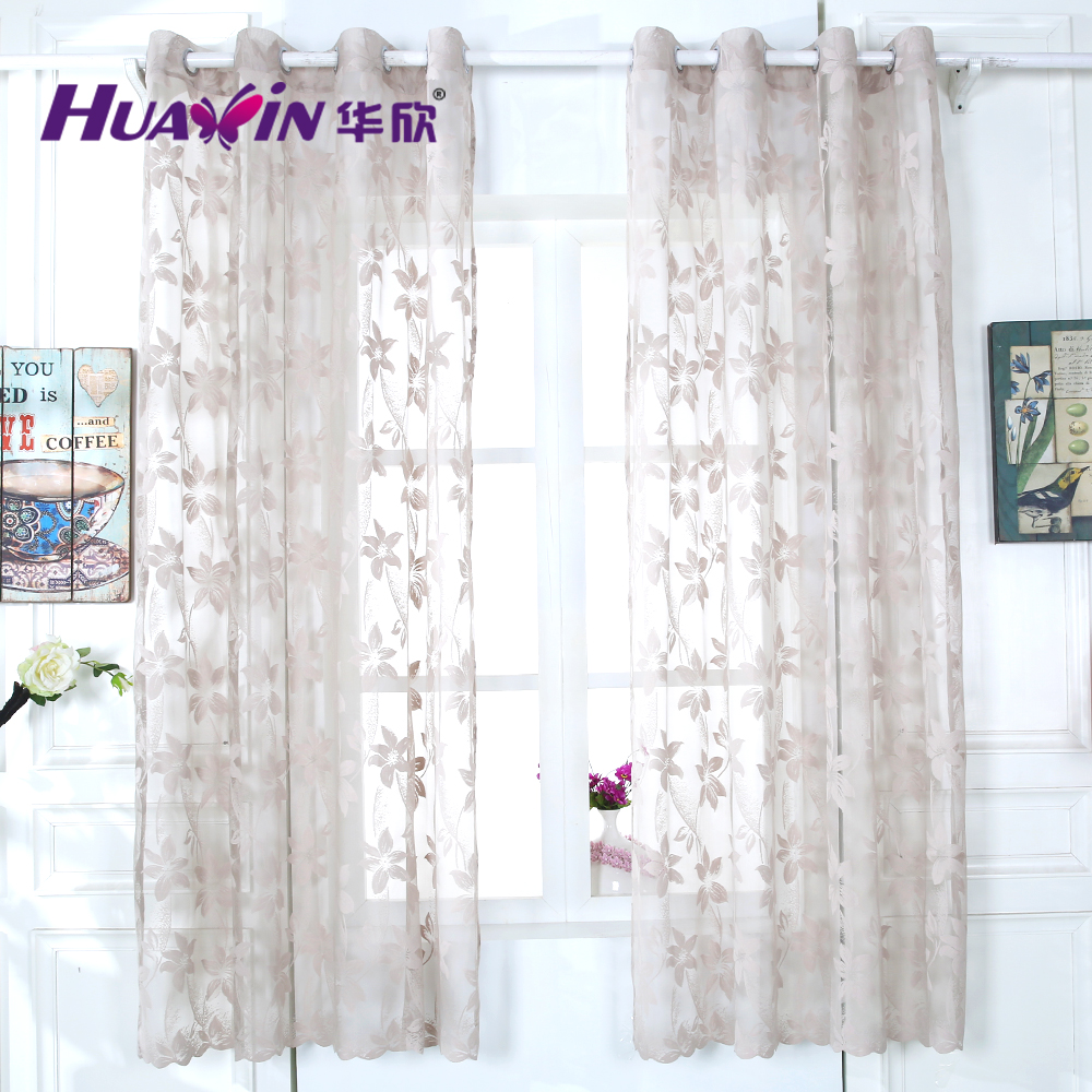 cheap lace curtain fabric hot selling wholesale cheap curtain fabrics