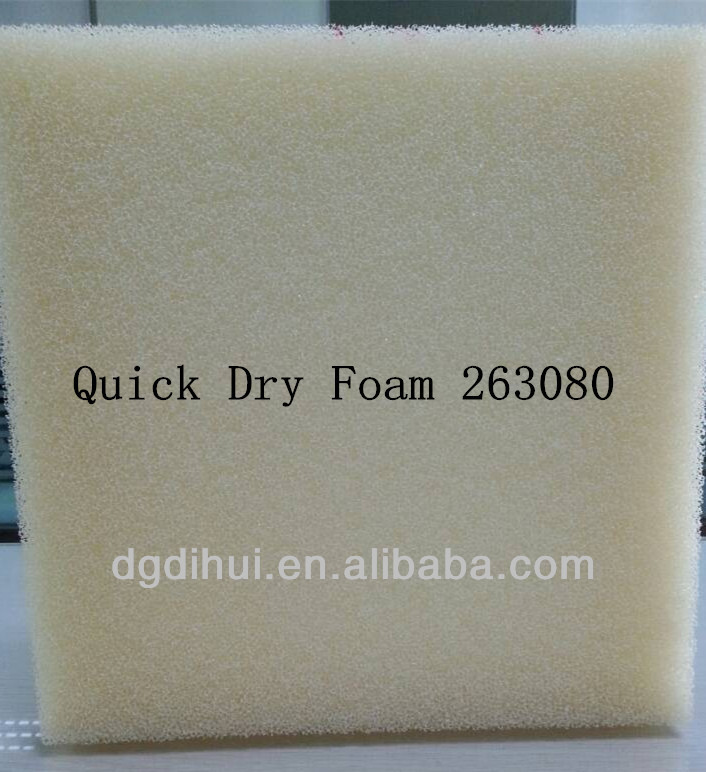 Quick Dry Foam For Outdoor Furniture