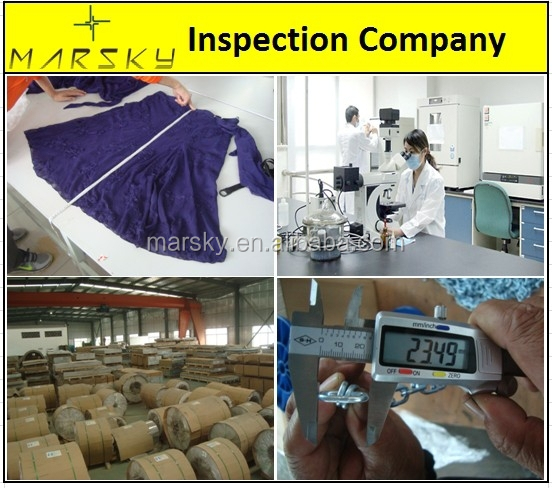 Professional Quality Control in China / Testing Services / During Production Check / Pre-Shipment Inspection Service