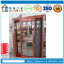 Alibaba Trade Assurance Golden Supplier High Quality Aluminum sliding Window with Competitive Price