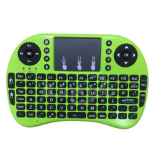 Whole sale Rii i8 mini wireless keyboard for lg smart tv