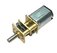 N20 Small volume big torque 6V 10RPM dc gear motor