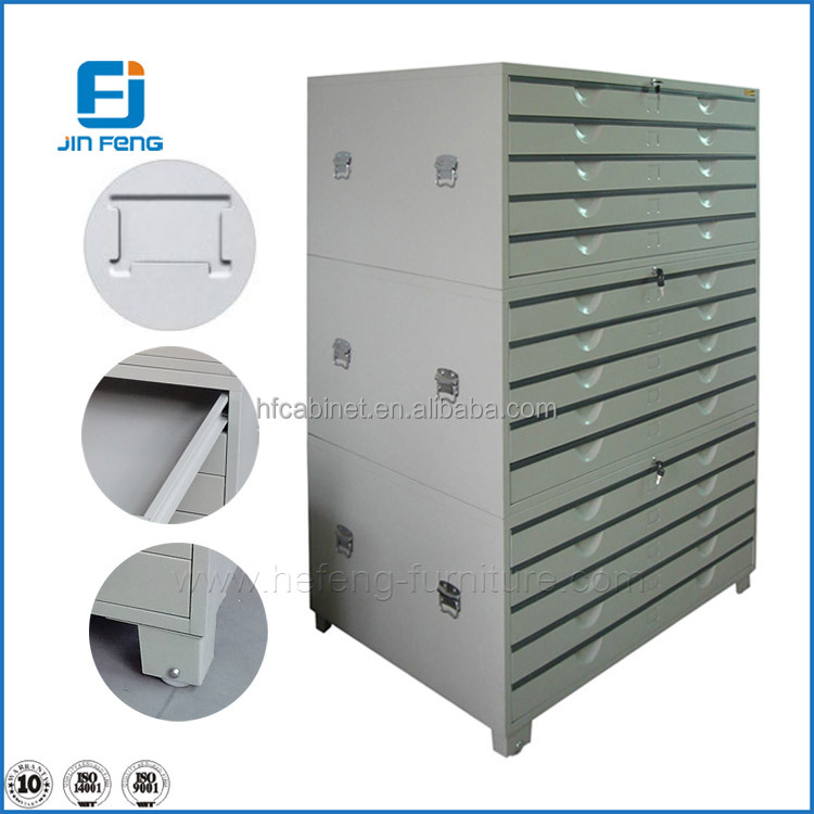 Steel plan collect cupboards Luoyang office fitouts