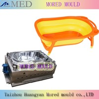 hot sale high quality competitive price plastic injection baby bathtub mould