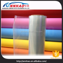 Size 1.52*15m PVC Protection Stickers Transparent Car Protective Plastic Film
