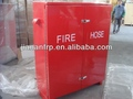 GRP cabinet for fire fighting, hand lay process