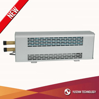 bus cooling system 24V wall-mounted radiator