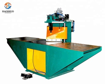 Semi-Automatic Transformer Core Cutting Line