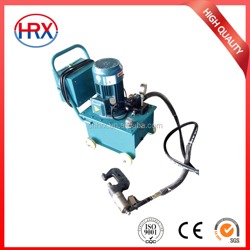 small duct installation tool hydraulic riveting machine
