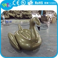 pool float inflatable swan