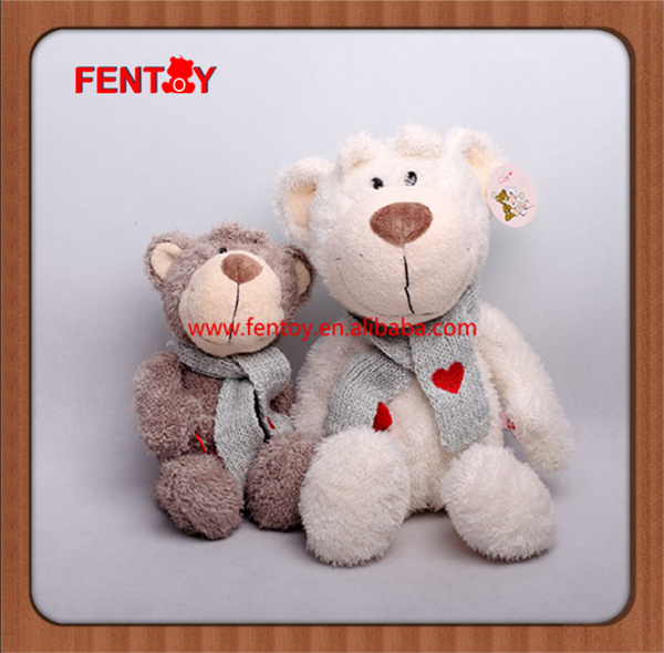 High quality stuffed soft cute teddy bear plush toys