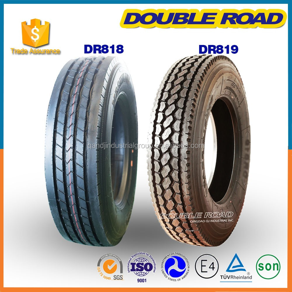 Alibaba Perfect Performance Truck Bus Tyre Manufacturer In China 295/80r22.5 295/75r22.5 Truck Bus Tyres GCC Certificate