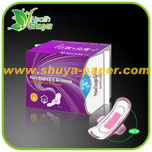 Negative Iron Sanitary Pads for Ladies Pads Anion Sanitary Napkin