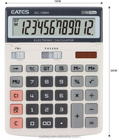 12 digits Tilt Electronic Calculators with Big Keys Extra large display LCD screen