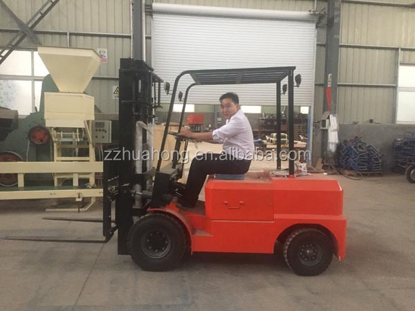 battery operated mini electric forklift price